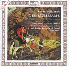 Franz Schubert (1797-1828): Die Zauberharfe, 2 CDs