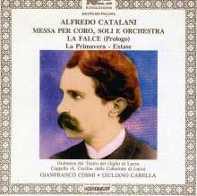 Alfredo Catalani (1854-1893): Messa per Soli,Cori & Orchestra, CD