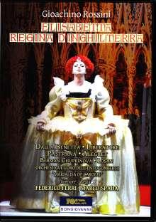 Gioacchino Rossini (1792-1868): Elisabetta Regina d'Inghilterra, DVD
