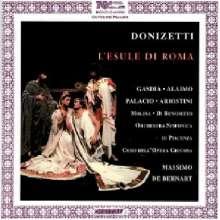 Gaetano Donizetti (1797-1848): L'Esule di Roma, 2 CDs
