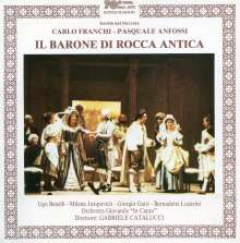 Pasquale Anfossi (1727-1797): Il Barone di Rocca Antica, 2 CDs