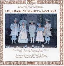Domenico Cimarosa (1749-1801): I Due Baroni di Rocca Azzurra, 2 CDs