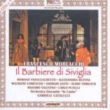 Francesco Morlacchi (1784-1841): Il Barbiere di Siviglia, 2 CDs