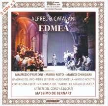 Alfredo Catalani (1854-1893): Edmea, 2 CDs