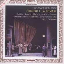 Luigi Ricci (1805-1859): Crispino e la Comare, 2 CDs