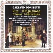 Gaetano Donizetti (1797-1848): Rita, 2 CDs