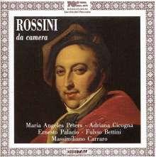 Gioacchino Rossini (1792-1868): Duette & Quartette, CD