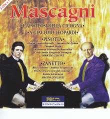 Pietro Mascagni (1863-1945): Pinotta, 2 CDs