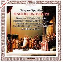 Gasparo Spontini (1774-1851): Teseo Riconosciuto, 2 CDs