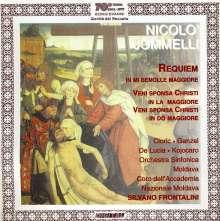 Niccolo Jommelli (1714-1774): Requiem, CD