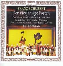 Franz Schubert (1797-1828): Der vierjährige Posten, CD