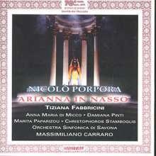 Nicola Antonio Porpora (1686-1768): Arianna in Nasso, 2 CDs
