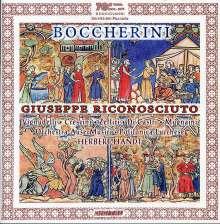 Luigi Boccherini (1743-1805): Giuseppe Riconosciuto, 2 CDs