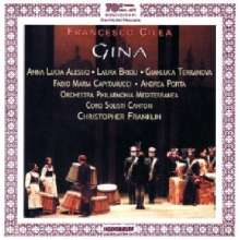 Francesco Cilea (1866-1950): Gina, 2 CDs