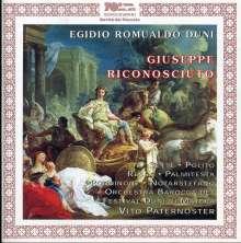 Egidio Romualdo Duni (1709-1775): Giuseppe Riconosciuto, 2 CDs