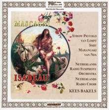 Pietro Mascagni (1863-1945): Isabeau, 2 CDs