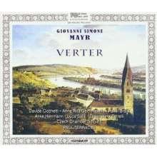 Johann Simon (Giovanni Simone) Mayr (1763-1845): Verter, CD