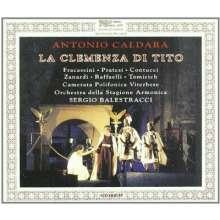 Antonio Caldara (1671-1736): La Clemenza Di Tito, 2 CDs