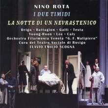 Nino Rota (1911-1979): I Due Timidi, 2 CDs