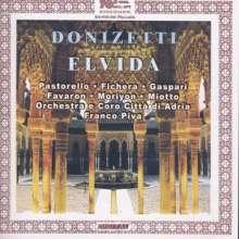 Gaetano Donizetti (1797-1848): Elvida, CD