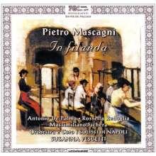 Pietro Mascagni (1863-1945): In Filanda, CD