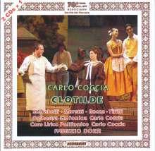 Carlo Coccia (1782-1873): Clotilde, 2 CDs