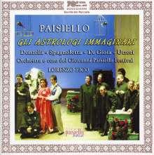Giovanni Paisiello (1740-1816): Gli Astrologi Immaginari, 2 CDs