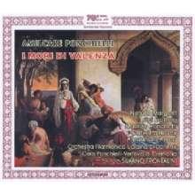 Amilcare Ponchielli (1834-1886): I Mori Di Valenza, 2 CDs