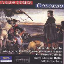 Antonio Carlos Gomes (1836-1898): Colombo, CD