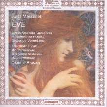 Jules Massenet (1842-1912): Eve, CD