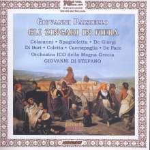 Giovanni Paisiello (1740-1816): Gli Zingari In Fiera, 2 CDs