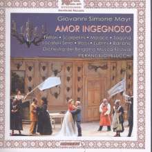 Johann Simon (Giovanni Simone) Mayr (1763-1845): Amor Ingegnoso, CD