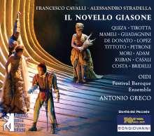 Francesco Cavalli (1602-1676): Il Novello Giasone (1671), 3 CDs