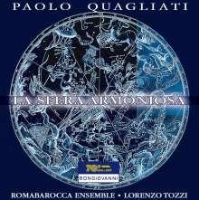 Paolo Quagliati (1555-1628): La Sfera Armoniosa, CD