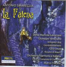 Antonio Smareglia (1854-1929): La Falena, 2 CDs