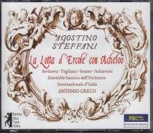 Agostino Steffani (1654-1728): La Lotta D'Ercole Con Acheloo, 2 CDs