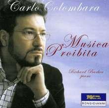 Carlo Colombara - Musica Proibita, CD