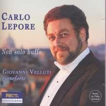 Carlo Lepore - Non solo buffo, CD