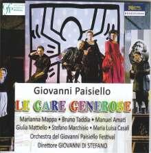 Giovanni Paisiello (1740-1816): Le Gare Generose, 2 CDs