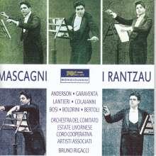 Pietro Mascagni (1863-1945): I Rantzau, 2 CDs