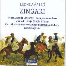 Ruggero Leoncavallo (1857-1919): Zingari, CD
