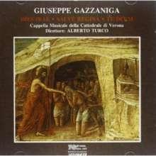 Giuseppe Gazzaniga (1743-1818): Dies Irae, CD