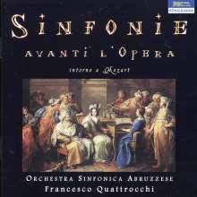 Sinfonie Avanti L'Opera, CD