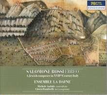 Salomone Rossi (1570-1630): Instrumental- & Vokalwerke, CD