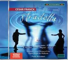 Cesar Franck (1822-1890): Stradella, 2 CDs