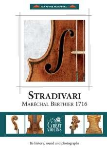 Pavel Berman - Stradivari Marechal Berthier 1716 (CD + Buch), CD