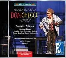 Nicola de Giosa (1819-1885): Don Checco, 2 CDs