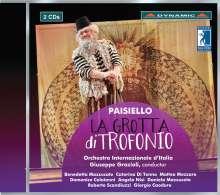 Giovanni Paisiello (1740-1816): La Grotta di Trofonio, 2 CDs