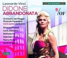 Leonardo Vinci (1690-1730): Didone Abbandonata, 3 CDs