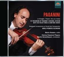 Niccolo Paganini (1782-1840): Werke für Violine & Orchester, CD